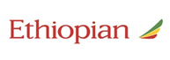 Ethiopian Airline Logo, Travel Wide UK