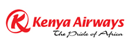 Kenya Airline Logo, Travel Wide UK