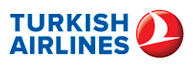 Turkish Airlin Logo, Travel Wide UK